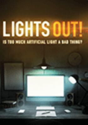 Cover image for Lights out!