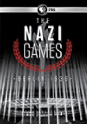 Cover image for The Nazi games : Berlin 1936