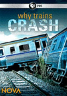 Cover image for Why trains crash