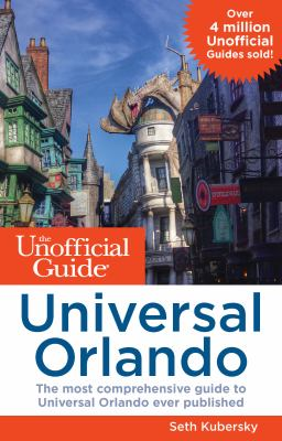 Cover image for Unofficial guide to Universal Orlando