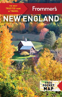 Cover image for Frommer's New England