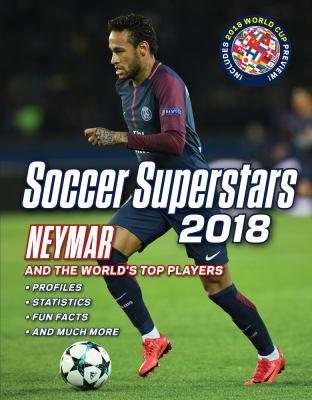 Cover image for Soccer superstars 2018.