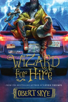Cover image for Wizard for hire