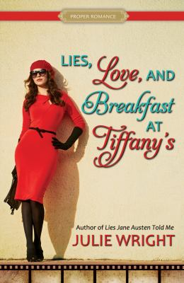 Cover image for Lies, love, and breakfast at Tiffany's