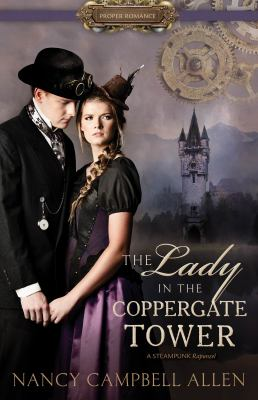 Cover image for The lady in the Coppergate Tower