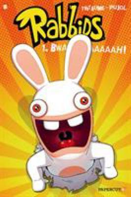 """Cover image for """"Bwaaaaaaaaaah!"""""""