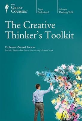 Cover image for The creative thinker's toolkit.