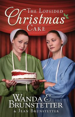 Cover image for The lopsided Christmas cake
