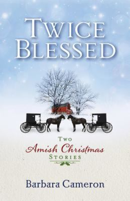 Cover image for Twice blessed : two Amish Christmas stories