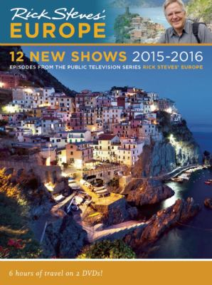 Cover image for Rick Steves' Europe : 12 new shows 2015-2016