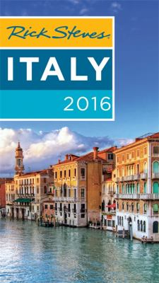 Cover image for Rick Steves Italy 2016.