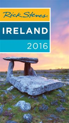 Cover image for Rick Steves Ireland 2016