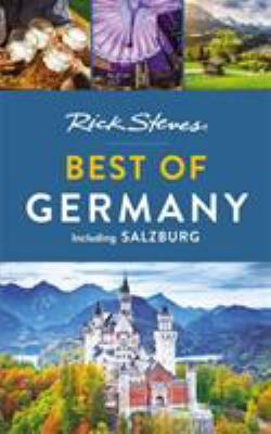 Cover image for Rick Steves best of Germany