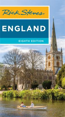 Cover image for Rick Steves England.