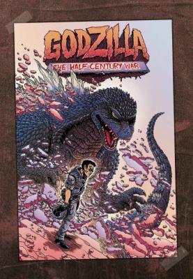 Cover image for Godzilla. The half-century war