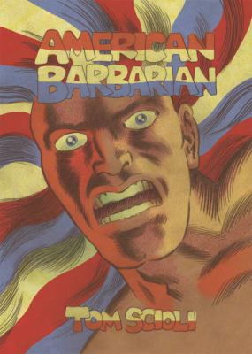 Cover image for American barbarian : [the complete series]