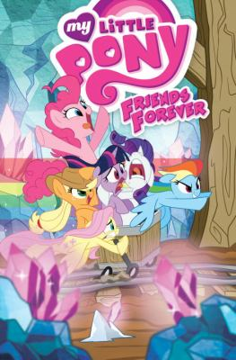 Cover image for My Little Pony : Friends forever. Volume 8