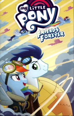 Cover image for My Little Pony : friends forever. Volume 9