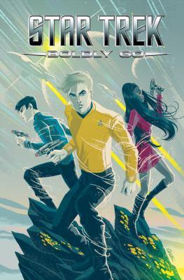 Cover image for Star Trek, boldly go. Volume 1