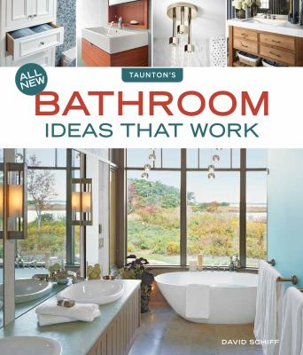 Cover image for All new bathroom ideas that work