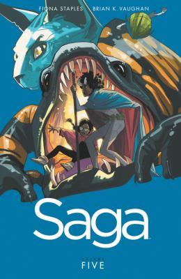 Cover image for Saga. Volume five