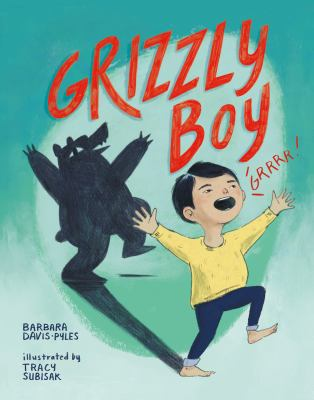 Cover image for Grizzly boy