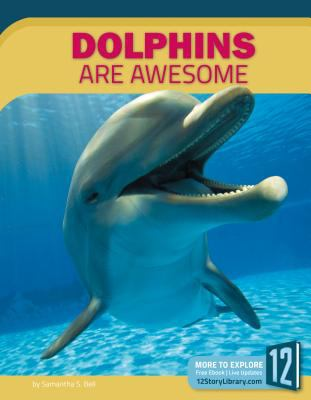 Cover image for Dolphins are awesome