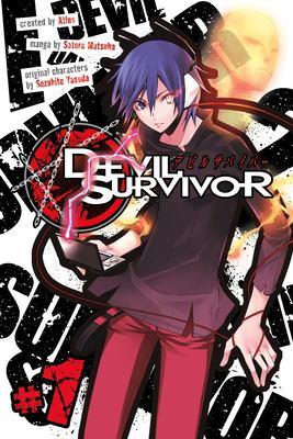 Cover image for Devil survivor. 1