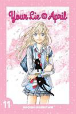 Cover image for Your lie in April. 11