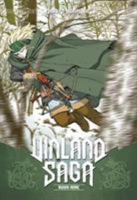 Cover image for Vinland saga. Book nine