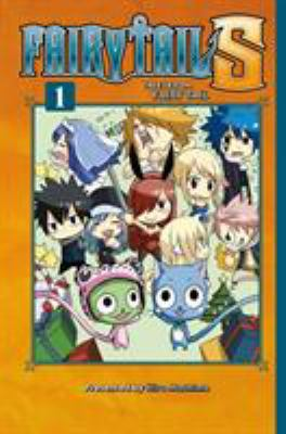 Cover image for Fairy Tail S. Volume 1, Tales from Fairy Tail
