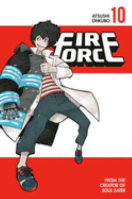 Cover image for Fire force. 10