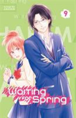 Cover image for Waiting for spring. 9