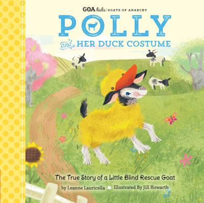Cover image for Polly and her duck costume