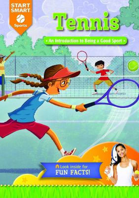Cover image for Tennis : an introduction to being a good sport