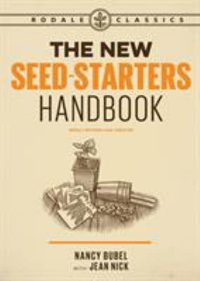 Cover image for The new seed-starters handbook