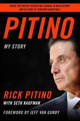 Cover image for Pitino : my story