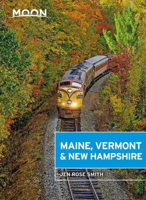 Cover image for Maine, Vermont & New Hampshire