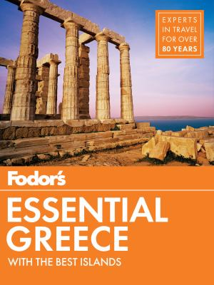 Cover image for Fodor's essential Greece