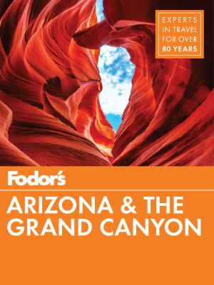 Cover image for Fodor's Arizona & the Grand Canyon