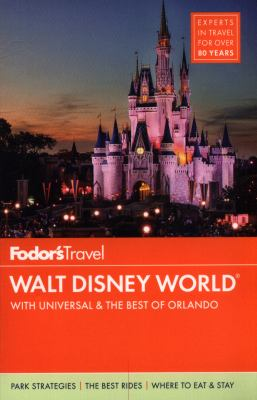 Cover image for Fodor's Walt Disney World