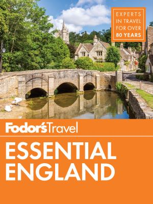 Cover image for Fodor's England.