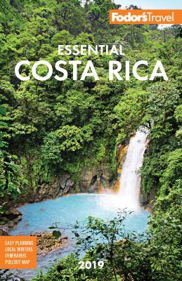 Cover image for Fodor's 2019 essential Costa Rica