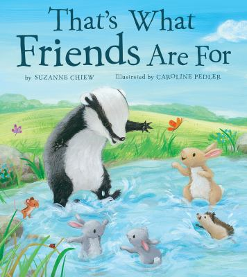 Cover image for That's what friends are for
