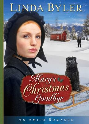 Cover image for Mary's Christmas goodbye