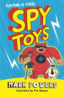 Cover image for Spy toys