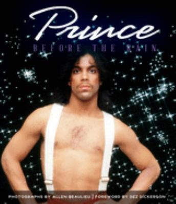 Cover image for Prince : before the rain