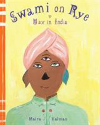 Cover image for Swami on rye : Max in India