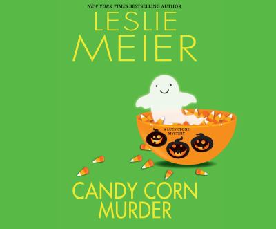 Cover image for Candy corn murder a Lucy Stone mystery