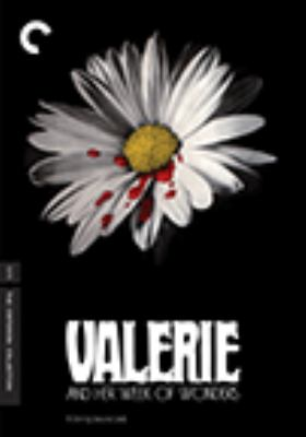 Cover image for Valerie and her week of wonders = Valerie a týden divů